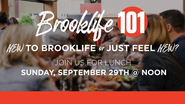 Brooklife 101 logo image