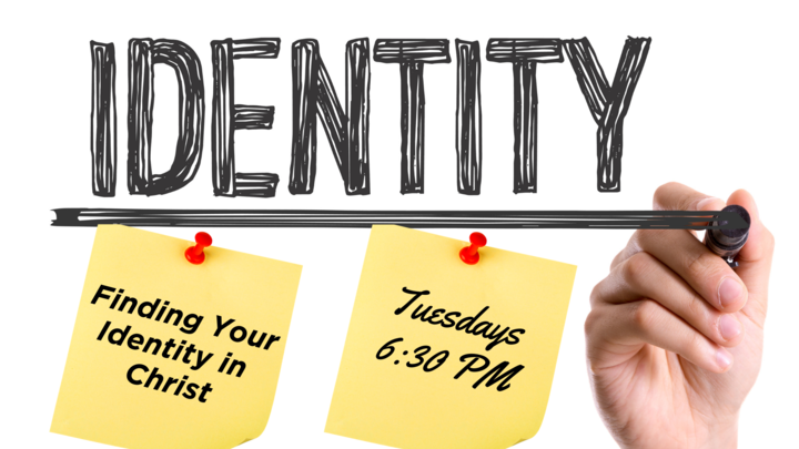 Finding Your Identity in Christ logo image
