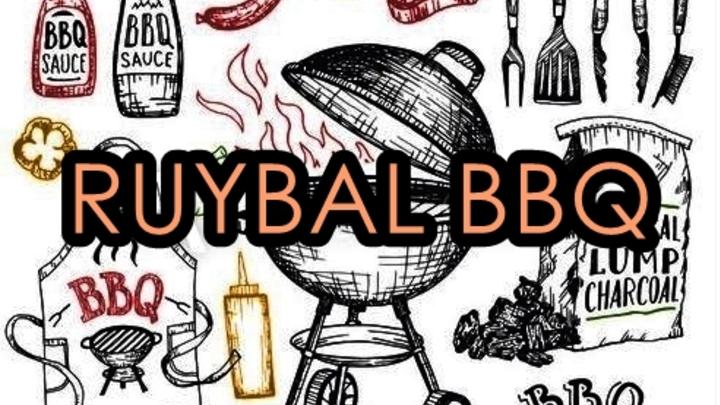 Ruybal BBQ, Friday August 2, 2019 logo image