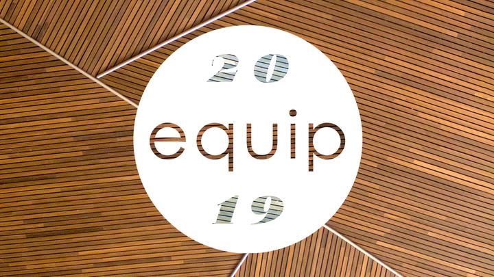 Equip 2019 logo image