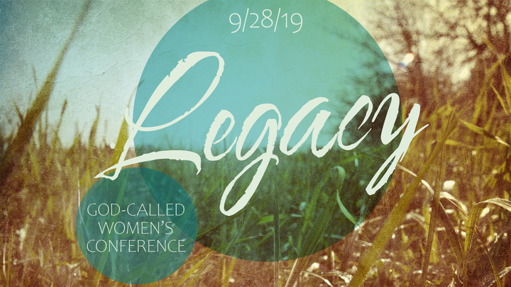 Legacy Women's Conference logo image