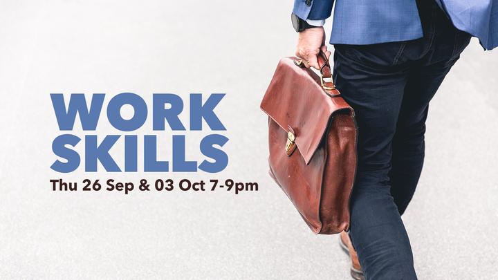 Work Skills logo image