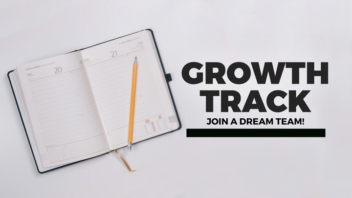 Growth Track - Join a Dream Team (Paradise Campus)  logo image