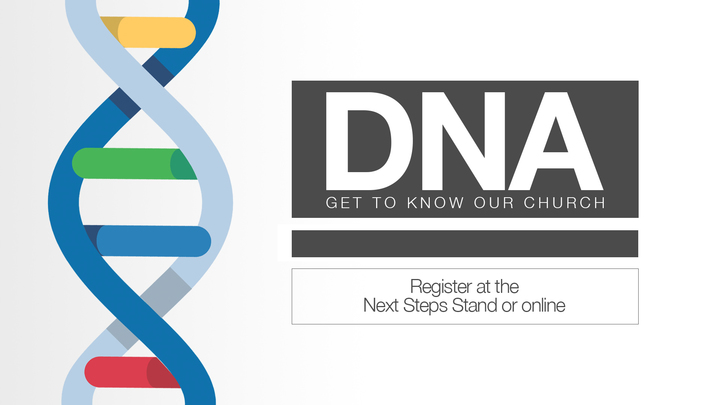 DNA at Paradise Campus (Lunch with the Pastors) logo image
