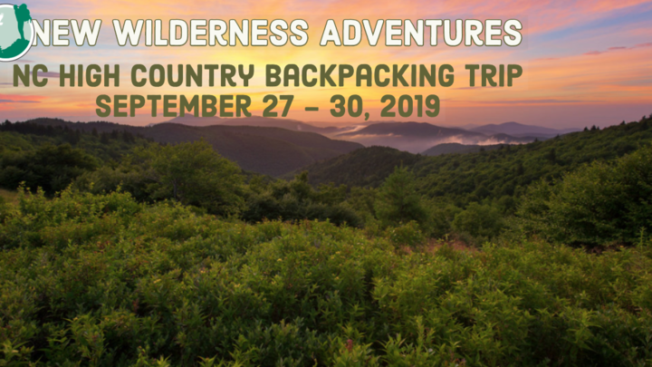 NC High Country Backpacking logo image