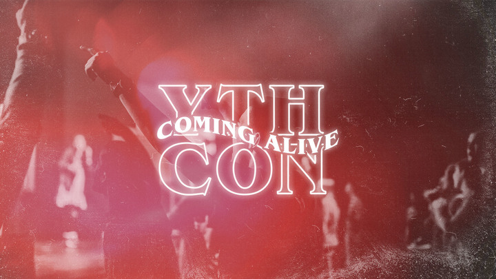 Coming Alive Youth Convention logo image