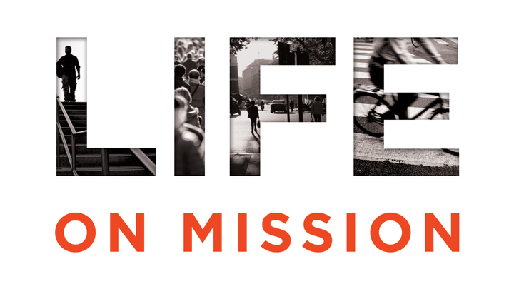 Life On Mission - Open Connect Group logo image
