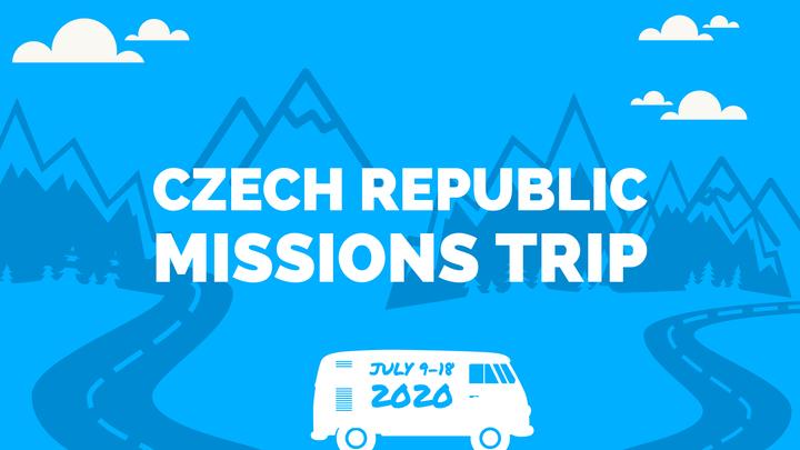 Czech Republic // 2020 Missions Trip logo image