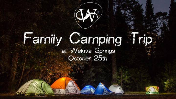 Family Camping Trip at Wekiwa Springs logo image