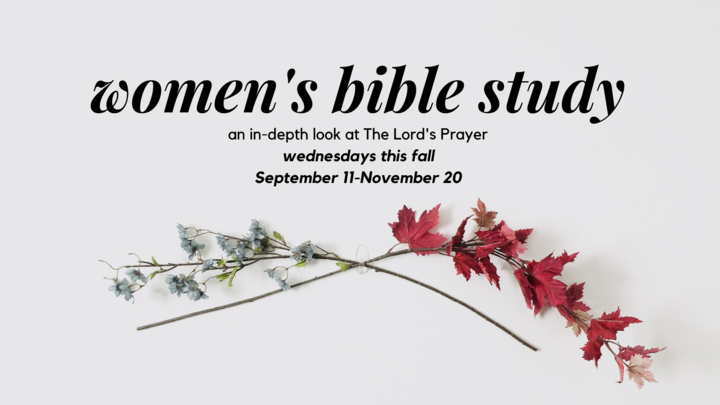 Women's Bible Study (MORNING) logo image