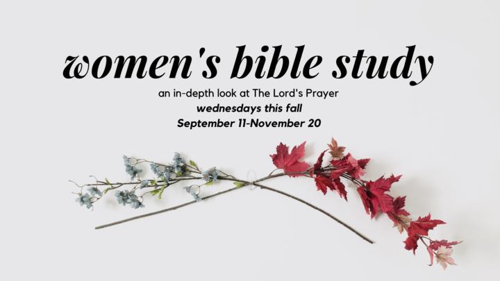 Women's Bible Study (EVENING) logo image
