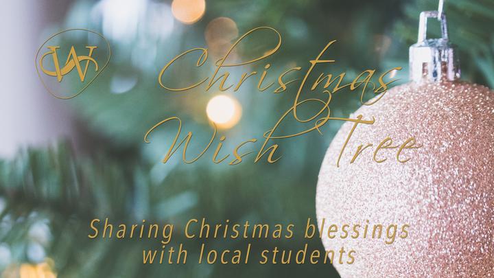 Christmas Wish Tree logo image