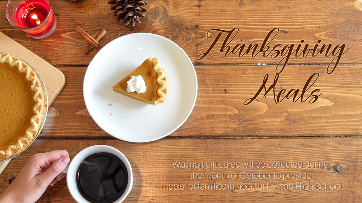 Thanksgiving and Christmas Meals logo image