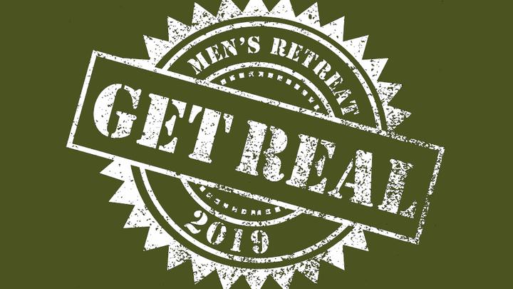Men's Retreat 2019 logo image