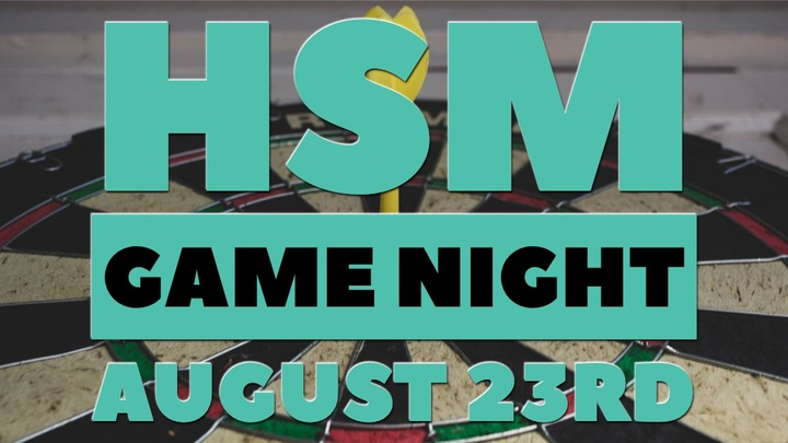 High School Game Night logo image