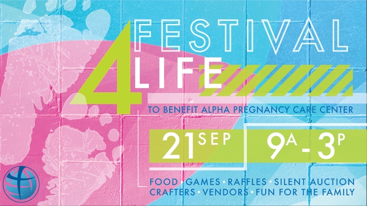Festival 4 Life logo image