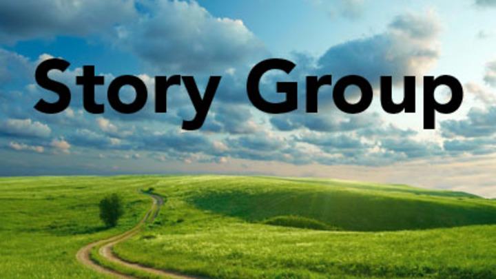 Men's Story Group - Ken Van Vliet logo image
