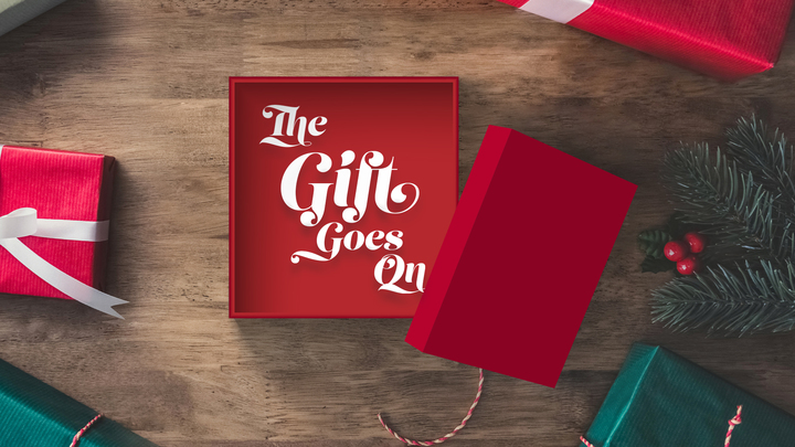 Women's Christmas Event: The Gift Goes On logo image