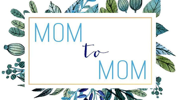 Mom to Mom 2019/2020 logo image