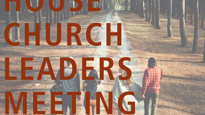 October 2019 Midtown House Church Leaders Meeting logo image