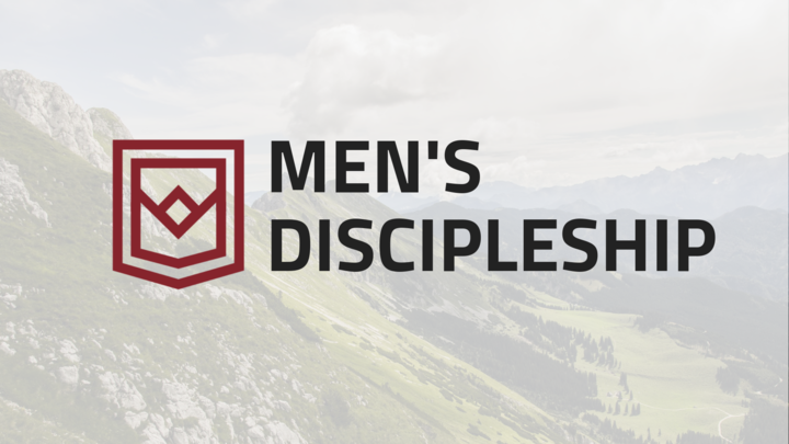 Men's Discipleship - 7-Week Orientation logo image