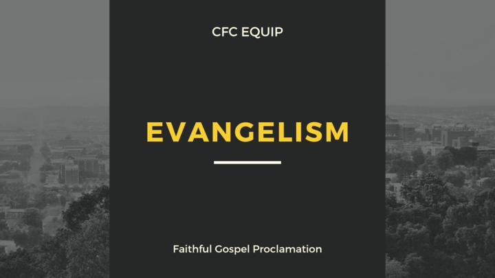 Equip: Evangelism logo image
