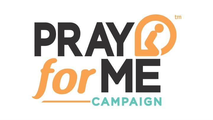 Pray For Me logo image