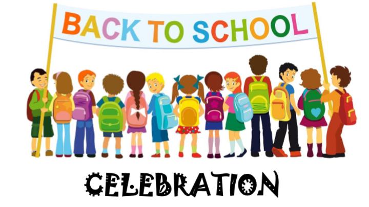 2019 Back to School Celebration logo image