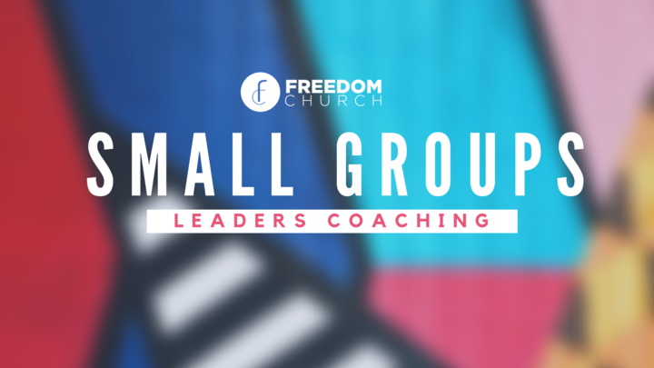 Small Group Leaders Coaching logo image