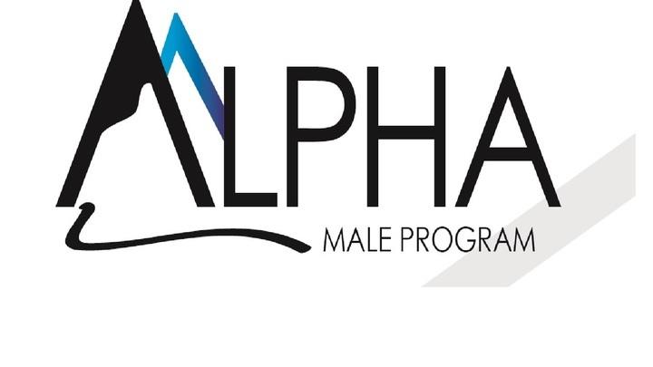 Alpha Male Program 2019-2020 logo image