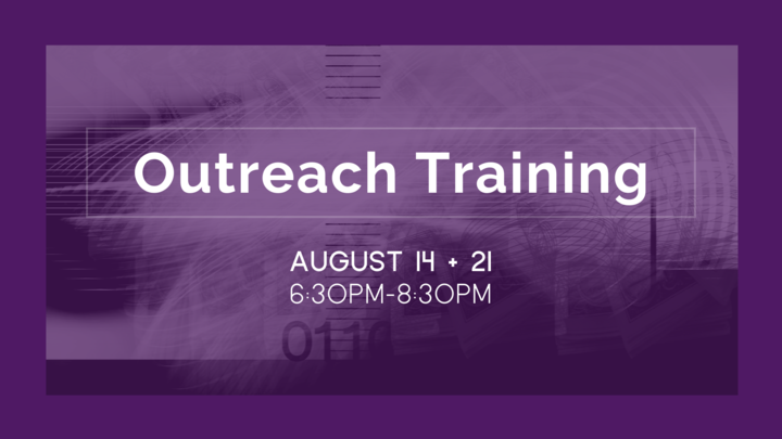Outreach Event - TRAINING logo image
