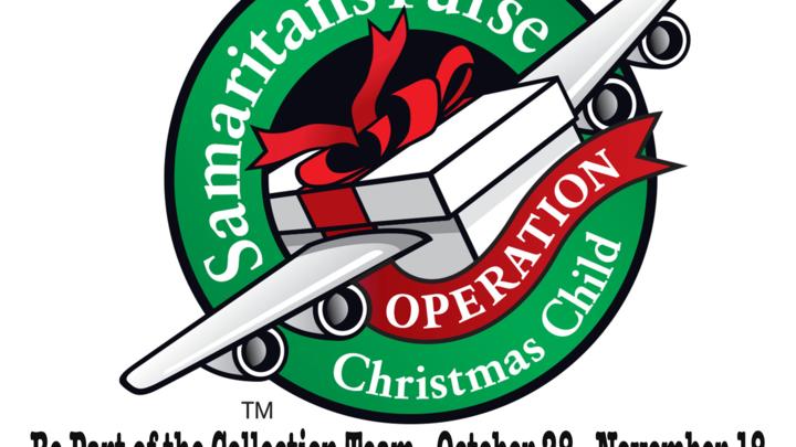 Operation Christmas Child 2019 logo image