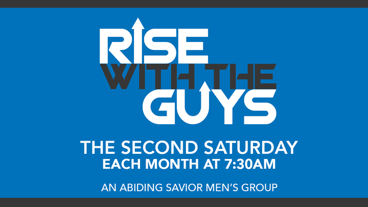 Rise with the Guys logo image