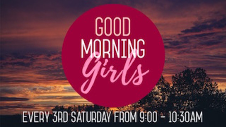 Good Morning Girls logo image
