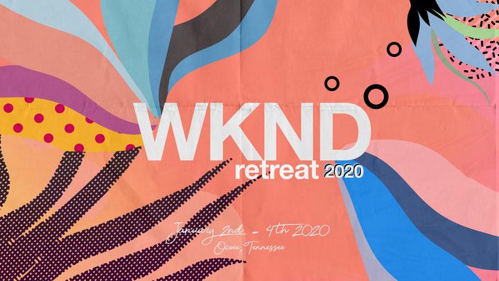 WKND Retreat 2020 logo image