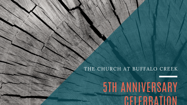 5th Anniversary Celebration logo image
