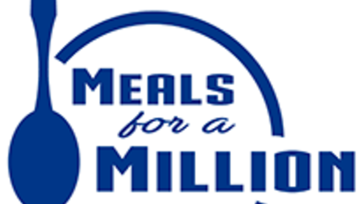 Meals for a Million  logo image