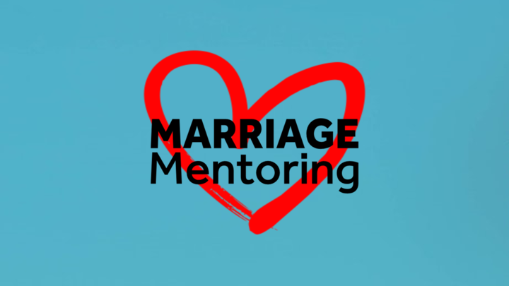 MARRIAGE MENTORING begins when you are ready on the night of your choosing. logo image