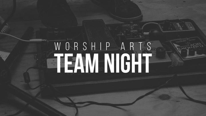 Worship Arts Team Night logo image
