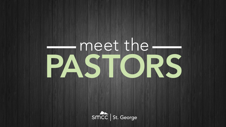 Meet the Pastors | St. George logo image