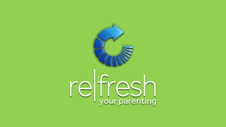 re|fresh Your Parenting logo image