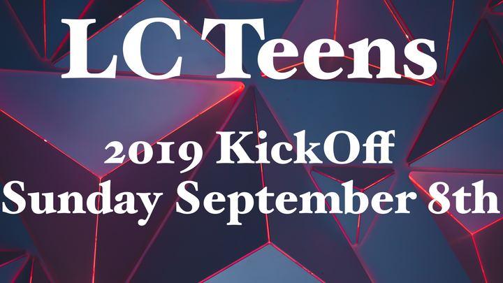 LC Teens Fall Kick-Off logo image