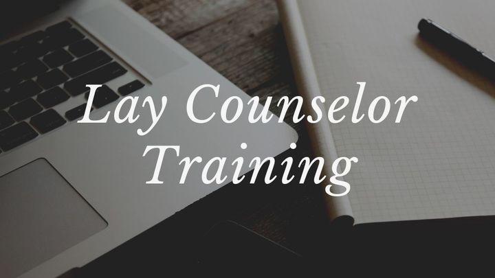 Lay Counselor Training Class logo image