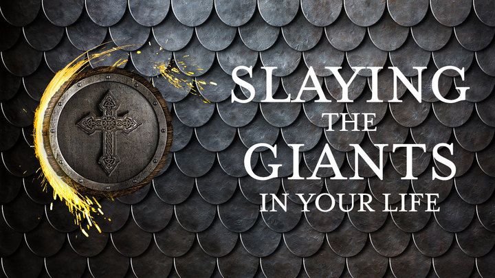 Women's Study: Slaying The Giants In Your Life logo image