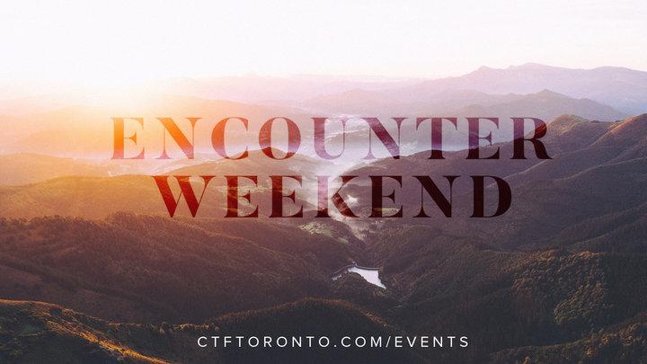 Encounter Weekend | In House logo image