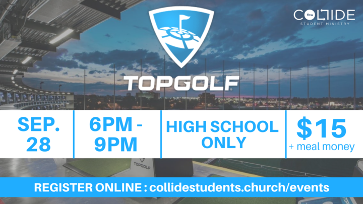 High School Top Golf logo image