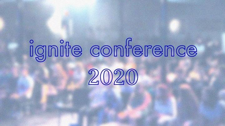 Ignite Conference 2020 logo image