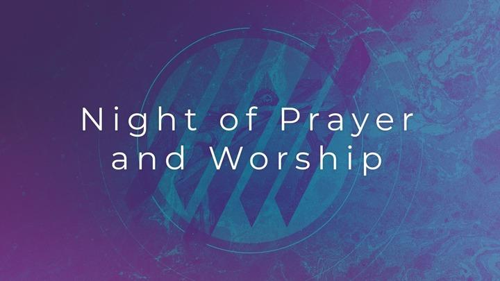 Night of Prayer and Worship logo image