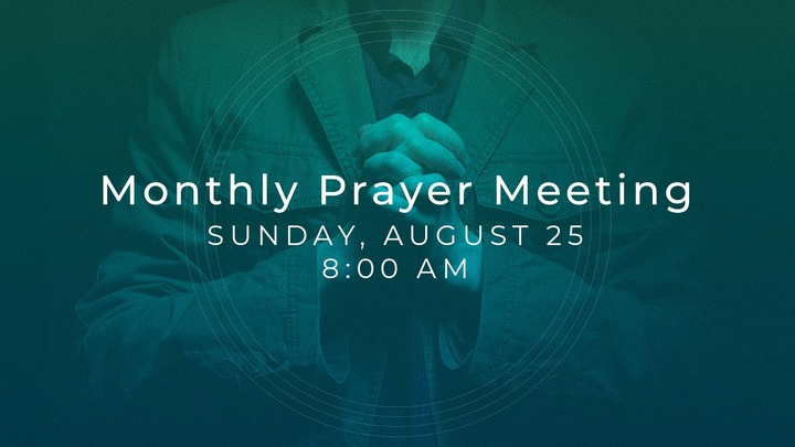 Downtown Monthly Prayer Meeting logo image