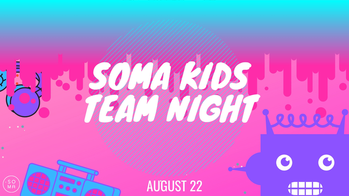 KIDS Team Night logo image